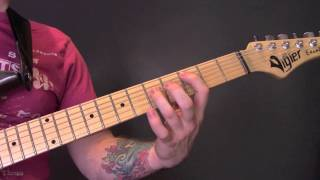 Dissection - Where Dead Angels Lie Guitar Lesson
