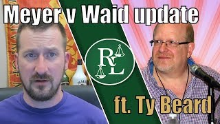 Video Ty Beard Joins to Discuss Richard Meyer's Opposition To Waid's Motion to Dismiss MP3, 3GP, MP4, WEBM, AVI, FLV Agustus 2019