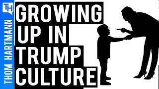 The Impact of Growing Up In a Domination Culture