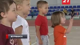 Репортаж о Чемпионике в Мурманске на телеканале ТВ-21!