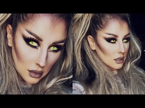 Last Minute Halloween Costume Makeup Tutorials YouTube
