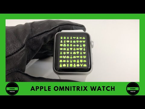 Ben 10 Omniverse: Apple Omnitrix Watch - Official Video