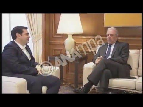 Αλ. Τσίπρας: Ο δρόμος είναι ανηφορικός αλλά η συμφωνία ΕΕ – Τουρκίας απέτρεψε τα χειρότερα