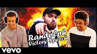 Randolph - Victory Speech (Deji Disstrack) REACTION!!