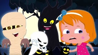 Хэллоуин вернулся | русская песня для детей | Halloween Is Back | Umi Uzi Russia