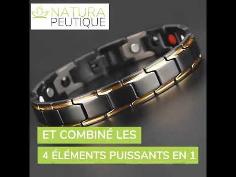 Bracelet Thérapeutique Magnétique