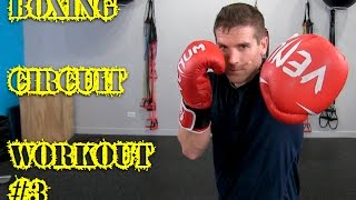 Killer Boxing Circuit Workout by Peak Condition