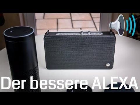 Der bessere ALEXA Echo - das GGMM E5 WLan-Radio im Test