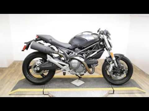 2009 Ducati Monster 696 in Wauconda, Illinois - Video 1