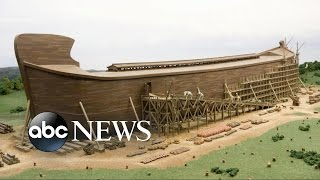 Noah's Ark Comes to Life in Kentucky