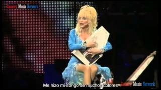 Dolly Parton - Coat Of Many Colors | Live in London (subtitulado al español)