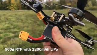 Holybro Kopis 2 SE FPV Racing Drone - unboxing