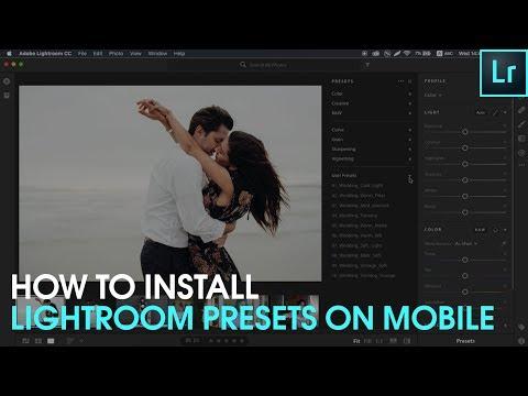Free Lightroom Presets