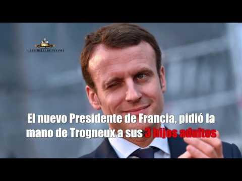 El amor no tiene edad en la pareja presidencial de Francia