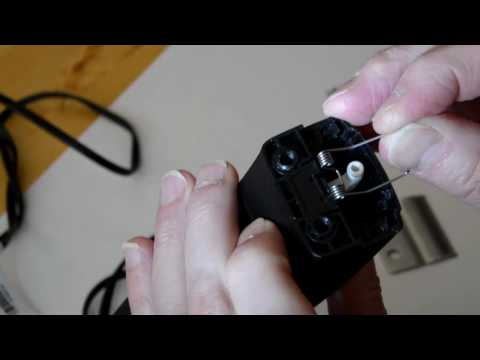 Put your Conair Clipper head back together (reassembly)