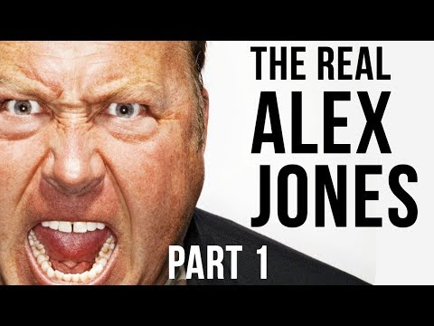 NOW SHOWING: Alex Jones of Infowars (Part 1 - Documentary)