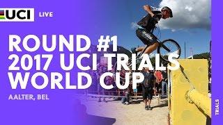 2017 UCI Trials World Cup Aalter Belgium