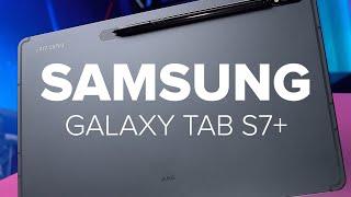 Besser als iPad Pro? | Samsung Galaxy Tab S7+ im Hands-On | Computer Bild [deutsch]
