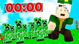 minecraft pero mueres cada 30 segundos...