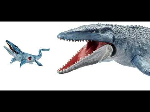 Los Juguetes de Jurassic World Fallen Kingdom by Carlos Kyo