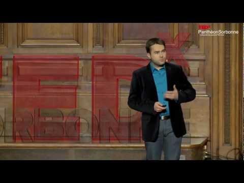 TEDxPanthéonSorbonne La confiance, moteur de partage Frederic Mazzella