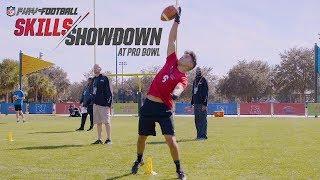 Pro Bowl Skills Showdown: High School Football Edition