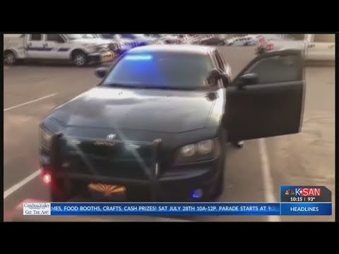 Police impersonator pulls over real undercover police officers