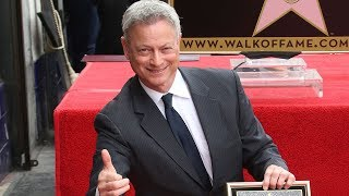 Happening Now: Gary Sinise receives his star on the HollywoodWalkofFame GarySinise