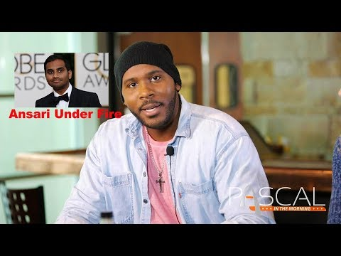 Let's To Talk About Aziz Ansari's Sexual Misconduct Allegations - Pascal in the Morning LIVE