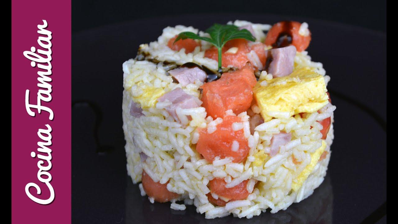 Ensalada de arroz | Javier Romero