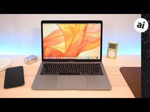MacBook Air 2018 Review: Apple's Most Popular Mac Gets Overhauled