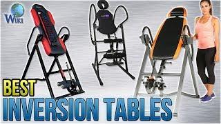 10 Best Inversion Tables 2018