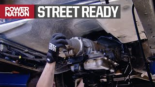 Dialing In a Rebuilt 4L60E Automatic Transmission on a Chevy Silverado - Truck Tech S1, E13