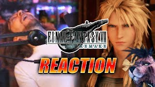 It's Incredible...MAX REACTS: FFVII Remake Main Theme Trailer