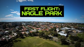 FIRST FLIGHT: NAGLE PARK [4K] - Cinematic FPV Drone | Undisputed Films 2021