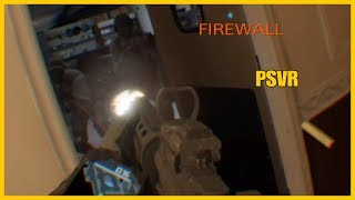 Firewall Zero Hour PSVR - Solo attack getting some practice