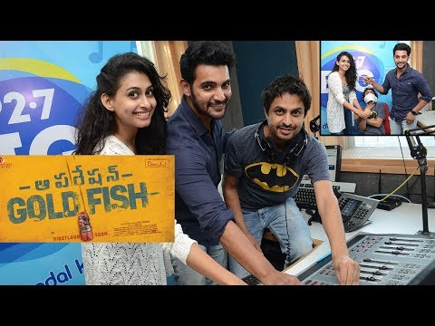 adhi-saikumar-and-nithya-naresh-at-big-fm