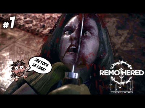 NUEVO SURVIVAL HORROR :D | REMOTHERED: TORMENTED FATHERS | Gameplay Español | Let's Play