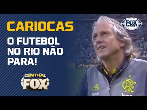 O FUTEBOL NO RIO NÃO PARA! Veja a movimentação dos clubes cariocas