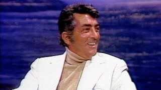 Dean Martin Appears Very Drunk On The Tonight Show Starring Johnny Carson - 12/12/1975 - Part 01