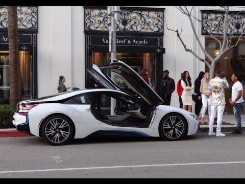 Exotic Cars of Beverly Hills