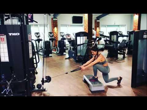 Pull-ups na pasku w zwykłych mięśni przyczepności