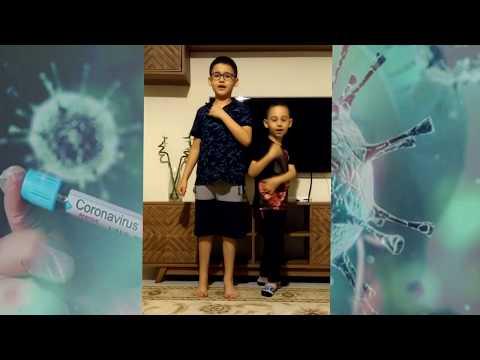 Alper ve Aras  Gündoğdu kardeşlere ait🎶 Covid-19 Coronavirüse özel  🥳Hip Hop Rap