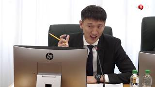 """Юрий Цой: """"Здание в парке построено незаконно"""""""