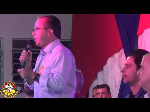 1º Primeiro Encontro de Municípios em Juquitiba com a Palavra Deputado Estadual Marcio Camargo