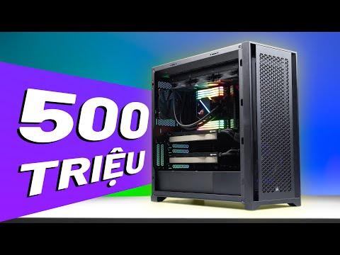 QUÁ KHỦNG với bộ PC 500 TRIỆU có những gì?