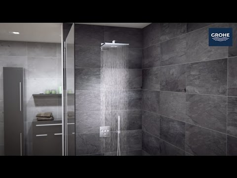 Grohe Grohtherm Smartcontrol comfortset inbouw f-serie 254 chroom