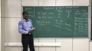 Treatment of type 1 diabetes mellitus - insulin therapy