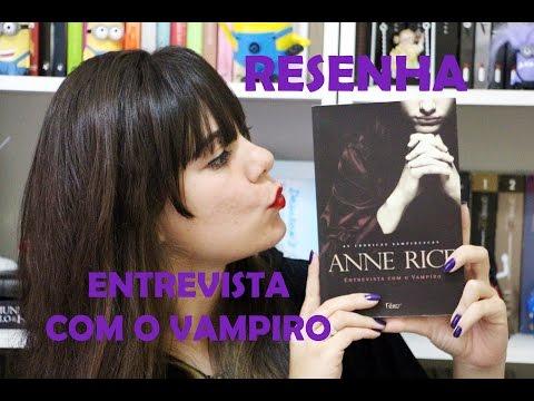 Resenha Entrevista com o Vampiro