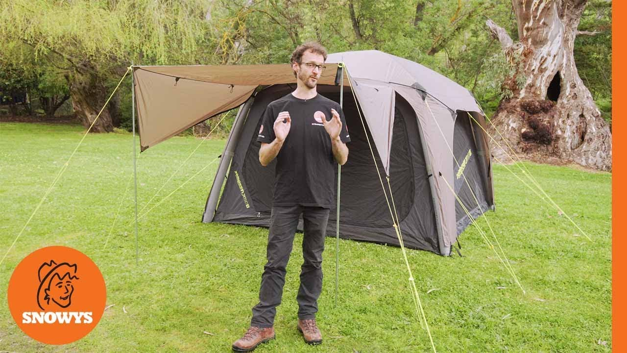 Jetset 5 Inflatable Air Tent